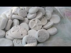 spOILed Nice--How to infuse aromatherapy clay jewelry with doTERRA essential oils - YouTube
