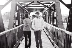 Downtown Laramie couples photography - See more on the blog.
