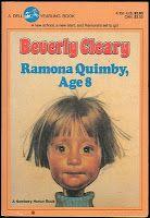 Fav childhood series: Allllllllll of the Ramona books -- Beezus, Henry and Ralph too