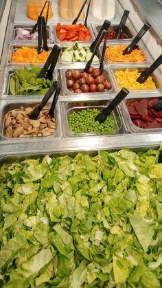 127 Best School Salad Bars That Rock Images On Pinterest Salad Bar