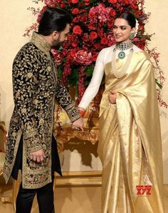 wedding saree and wedding saree indian Top 5 South Indian Wedding Saree Trends Wedding Dress Men, Indian Wedding Outfits, Saree Wedding, Indian Outfits, Wedding Gowns, Bollywood Wedding, South Indian Wedding Saree, South Indian Weddings, Indian Bridal