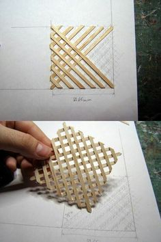 miniature lattice making