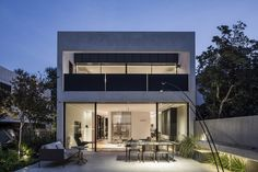 Private House In Herzliya 2016/Rona Levin Ruth Packer Architects – casalibrary