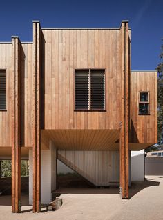 pavilion extension to mornington house in australia, designed by melbourne based architect clare cousins