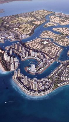 Aerial view of Manama, Bahrain. Manama, the modern capital of the Persian Gulf island nation of Bahrain, has been at the center of major trade routes since antiquity. Its acclaimed Bahrain National Museum showcases artifacts from the ancient Dilmun civilization that flourished in the region for millennia. The city's thriving Bab el-Bahrain Souq offers wares from colorful handwoven fabrics and spices to pearls.