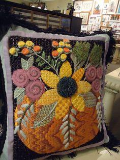 ewe Barlows autumn pillow. copy