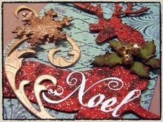 12 tags of christmas - day 5... - Tim Holtz