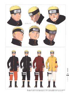 Uzumaki Boruto, Itachi Uchiha, Naruhina, Character Sheet, Character Design, Hiccup Dragon, Edo Tensei, Character Turnaround, Naruto Characters