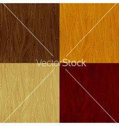 Wood seamless vector