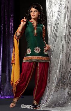Indian fashion Punjabi and tops on pinterest - Google Search