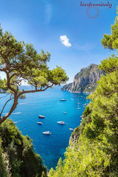 The island of Capri is one of the most enchanting places in Italy