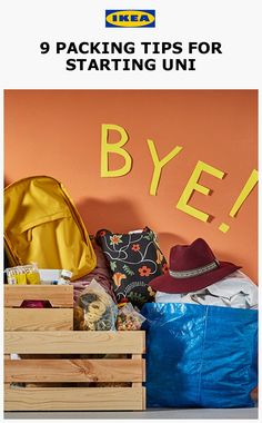 Heading off to university this year? Not sure what to pack, how to pack and unpack? Consider this your checklist! From tips on kitting out your new bedroom to ensuring you have those all-important kitchen essentials. We're here to get you university-ready.
