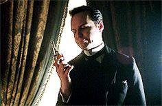 This was the BEST scene in the entire special. There aren't words for how much I ADORE Moriarty.