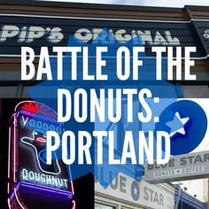 Where to find the Best Donuts in Portland, OR!