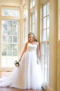 Alfred Angelo Bride in #Cinderella Style 205