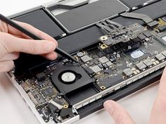 MacBook Service Center offers a variety of professional repair & services for MacBook, MacBook Pro and #MacBookAir laptops at the most competitive rates.