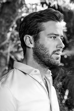 ♡ Call him Armie Hammer ♡ — Armie Hammer photographed by Randall Mesdon for...