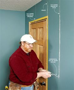 Drywall Repair: How to Fix Cracks  Do it right, so the crack never comes back again