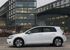 Volkswagen e-Golf : comment la recharger ?