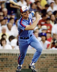 Third baseman Tim Wallach was selected by the Montreal Expos in 1979 (1st round, 10th overall). He stayed with the team from 1980-1992. He was named to five All-Star teams and was awarded three Gold Gloves and two Silver Sluggers.