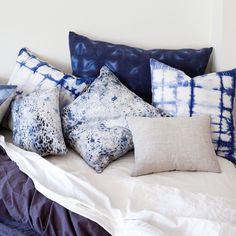 I love Rebecca Atwood's gorgeous textiles.