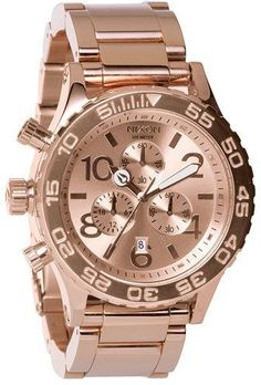 Nixon 'The 42-20 Chrono' Watch - watches, digital, cheap, rosefield, female, cool watch *ad