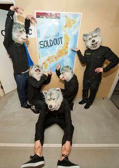 オオカミ全国ツアー1分で完売、初シングル「distance」はバンド初のトップ10入り。