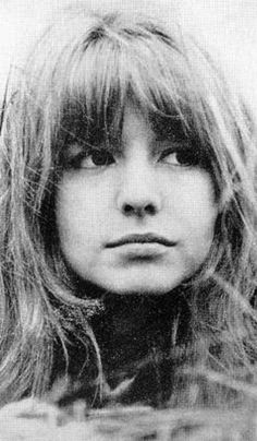 Jane Asher--actress and one time fiancée of Paul McCartney. She is the one who ended the relationship.
