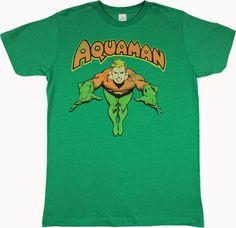 knupSilk - ESTAMPARIA/SERIGRAFIA: Aquaman