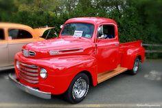 Gorgeous vintage truck