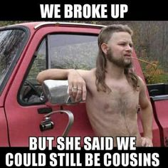 Image result for redneck with mullet