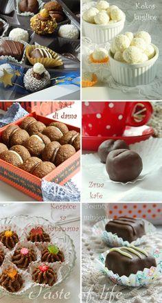 Taste of life: Mala zbirka recepata za posne kolače