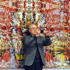 Gerhard Richter - Born: February 9, 1932, Dresden, Germany
