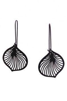 Lilly Earrings (black)