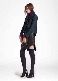 [No.2/29] CARVEN 2013~14秋冬プレコレクション | Fashionsnap.com
