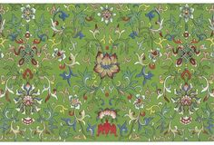 This is a placemat, but it's inspiration for a color scheme.