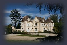 My late Uncle Jack's Vineyard In Bordeaux - Chateau Falfas.