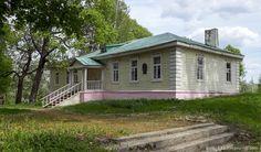 школа в усадьбе Тютчева