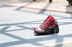 It's been awhile since Allen Iverson last tore up NBA defenses, but his signature Reebok Question Mi...