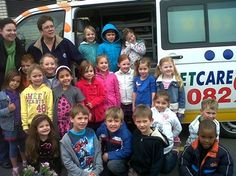 The Blouberg Preparatory Campus Badgers and Otters went on an outing to Netcare Hospital. The theme for the week was hospitals, doctors and dentists. At Netcare they saw the inside of an ambulance and the ER. Independent School, Christian Families, Family Values, Dentists, Hospitals, Ambulance, Otters, Classroom, Education