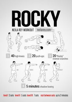 Visual Workouts by Neila Rey
