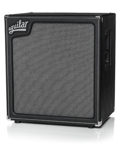 The Aguilar SL 410x is back and better than ever - 800 watts of AG power in a classy 49 lb box!