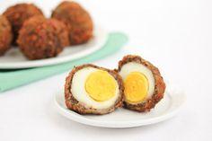 Bacon Scotch Eggs | Kirbie's Cravings | A San Diego food blog