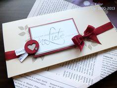 Hochzeit-6 Handmade Wedding Invitations, Wedding Card Templates, Wedding Stationery, Wedding Cards, Communion, Happy Hearts Day, Scrapbook Paper Crafts, Scrapbooking, Heart Cards