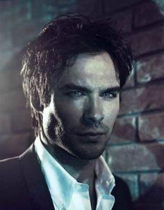 Ian Somerhalder for Fashion Bazaar, China (2013)