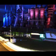 The beautiful Bethlehem SteelStacks. Photo courtesy of @nolliecanolli