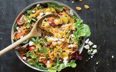 Foods That Fuel Us: Big Salad