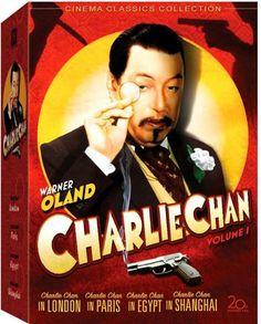 Twentieth Century Fox Charlie Chan Collection Vol. 1