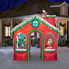 Pin By That S Santa On Santa Set Ideas Christmas Stage