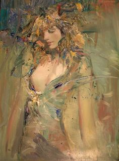 Artist Mstislav Pavlov (Misti Pavlov)